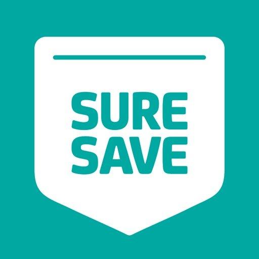 Sure Save Logo